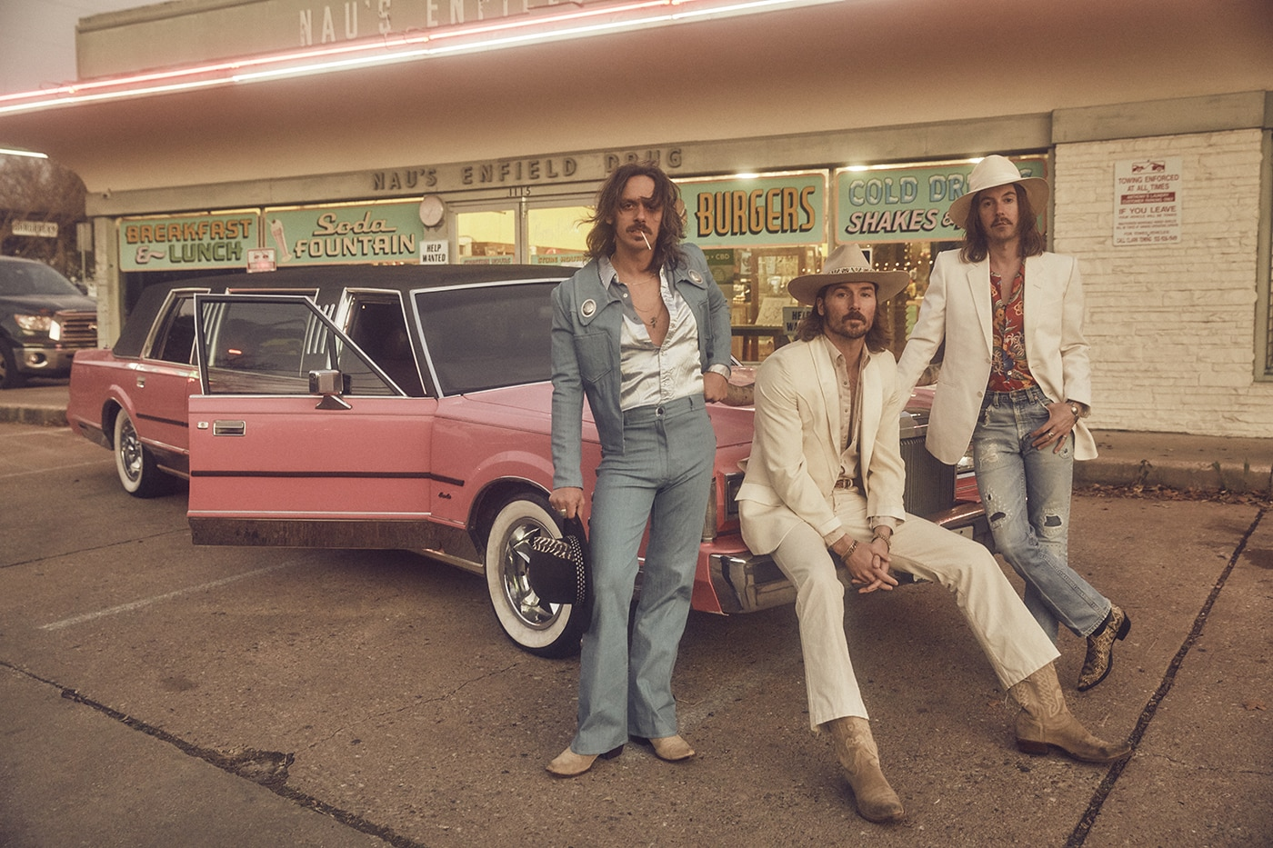 """Midland: """"Let It Roll"""", Playboys! (Album-Review)"""