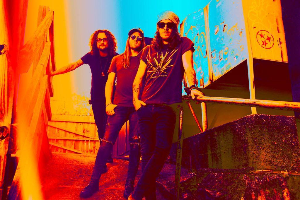 "The Cadillac Three entdecken mit ""Tabasco & Sweet Tea"" den Funk"