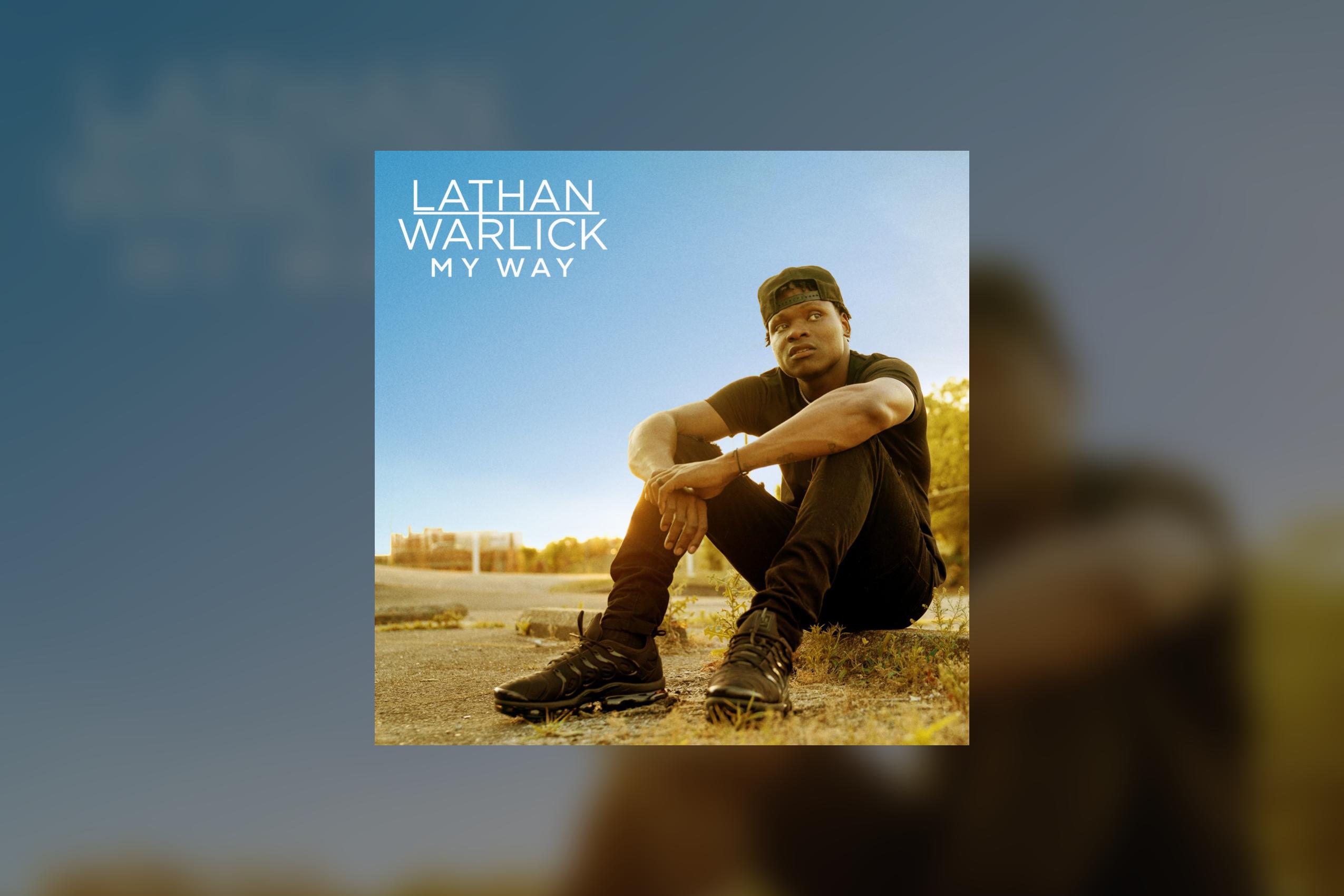 Lathan Warlick My Way EP Cover Artwork